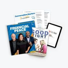 Financial Peace University - Marriage Bundle Financial Guru, Financial Peace, Class Management, Money Management, Conversation Starters For Couples, Page Turner, In High School, Better Love, How To Get Money