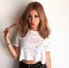 Strawberry blonde - Ashley Tisdale