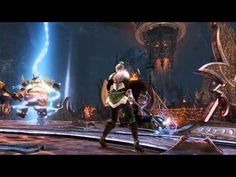 Bless Online 2nd Closed Beta Combat Trailer