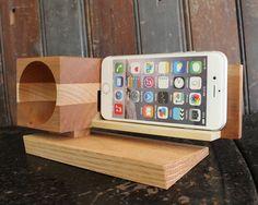SALEiPhone Speaker Wooden iPhone Speaker Wood by victorycrafts