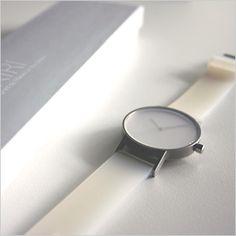 #watch #montre #design #white
