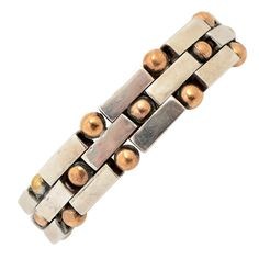 William Spratling Copper Silver Bracelet  Need I say more: William Spratling