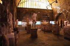 lauluni sadepäivän varalle: Siden museo (Agora Hamami) #museo #side #turkki #turkey #travel