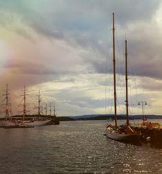 See 2 photos from 15 visitors to Norway. 2 Photos, Oslo, Sailing Ships, Norway, Boat, Boating, Boats