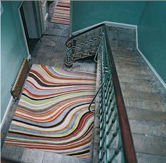 My panacea - Paul Smith swirl rug | from £570 per square metre