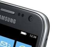 Perfect for video conferencing on Skype, the front-facing camera on the Samsung ATIV S is powered by a 1.9 MP camera.
