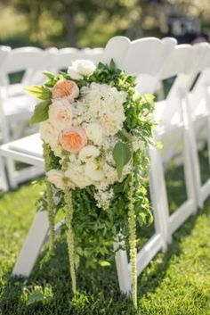 Wedding Ceremony Inspiration - Photo: Carlie Statsky