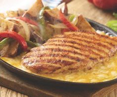 Applebee's Copycat Recipes: SIZZLING CHICKEN FUNDIDO
