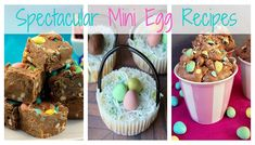 Spectacular Mini Egg Recipes