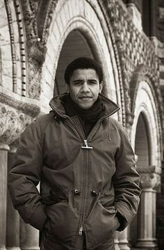 Barack Obama, 1991, President of Harvard Law Review