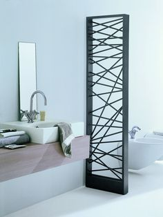Termoarredo in acciaio MIKADO Collezione Design by SCIROCCO H