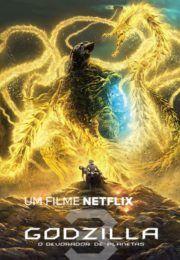 Godzilla O Devorador De Planetas 2019 Godzilla Filmes