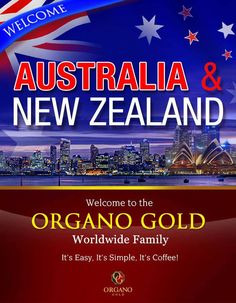 The launch of this company ORGANO GOLD in Australia and New Zealand is so important that right now, we're only looking for those entrepreneurial people who understand timing and positioning in business, and who want to make a significant income, very quickly. jtscoffee.com