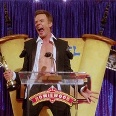 The Definitive Collection Of Joel McHale Gifs Gif Library, Joel Mchale, Wizards Of Waverly Place, Boy Meets World, Lizzie Mcguire, Parks And Recreation, Best Tv, Fangirl, Fandoms