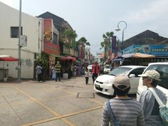 On August 3rd 2014, I enjoyed jalan-jalan around this area.