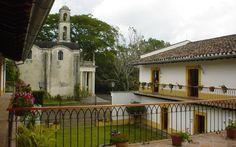 Cerca de Xalapa, Veracruz, se encuentra la Ex Hacienda El Lencero, construida en 1525 por Juan Lencero, un soldado de Hernán Cortés