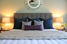 Little Moments: House Tour - Master Bedroom