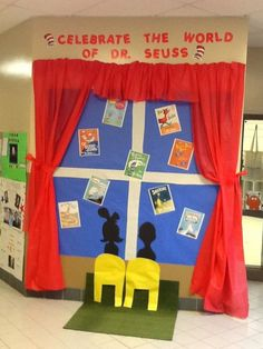 Seuss Fun Sayward Lowery Informations About Dr. Seuss Fun Sayward Lowery Pin You can easily use Dr. Seuss, Dr Seuss Week, The Lorax, Dr Seuss Decorations, Arctic Decorations, Library Decorations, School Decorations, Dr Seuss Bulletin Board, Dr Seuss Activities