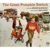 The Great Pumpkin Switch: great book that sparks some thoughtful conversations