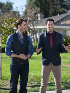Go behind the scenes of last night's big premiere of Brother Vs Brother (spoiler alert) -- http://www.hgtv.com/brother-vs-brother/brother-vs-brother-season-2-photo-highlights-from-episode-1/pictures/index.html?soc=pinterest