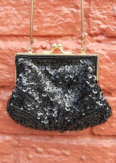 """""""Night Out"""" Vintage Purse"""