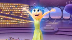 Amy Poehler makes her case for Joy in an exclusive peek at 'Inside Out.'