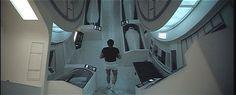 Futuristic Lighting, 2001 A Space Odyssey, Chandelier, Ceiling Lights, House, Home Decor, Scene, Ideas, Movie