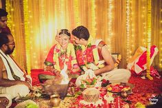 Tamilian Wedding | Photo by The Wedding Salad