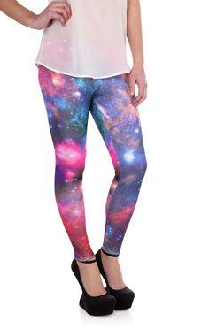 Deb Shops #galaxy #leggings actually got me a pair :) love them