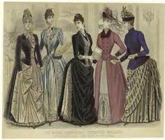 Fashion plate, 1889 US, Peterson's Magazine