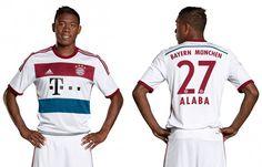 Seconda Maglia FC Bayern München Paul Will