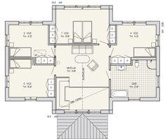 Överplan 102 m2 spegelvänd