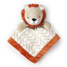 "Levtex Baby Lion Security Blanket - Levtex Baby - Babies ""R"" Us"