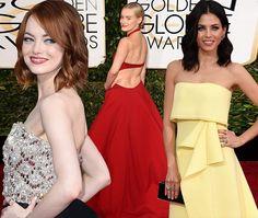 Golden Globes 2015 Best Dressed Celebrities  #redcarpet #redcarpetfashion #celebritystyle