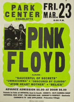 Rare Pink Floyd Posters | Pink Floyd Globe Poster Classic Screenprint by GlobePoster