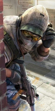 Ghost Recon Future Soldier by on DeviantArt Character Concept, Character Art, Concept Art, Future Soldier, Cyberpunk Character, Sci Fi Characters, Post Apocalypse, Science Fiction Art, Shadowrun