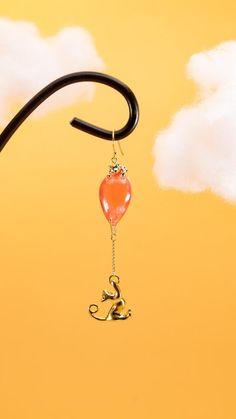 Kawaii Jewelry, Cute Jewelry, Jewelry Crafts, Beaded Jewelry, Handmade Jewelry, Diy Resin Art, Diy Resin Crafts, Uv Resin, Diy And Crafts