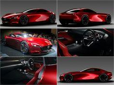 ✔ The RX-Vision revealed at the Tokyo Motor Show!   #TopMiata #mazda #conceptcar…