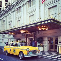 The Pierre's reputation for quality and discretion has attracted and coddled guests of wealth and taste from Britain's Prince Philip to the Rolling Stones. Photo courtesy of jshi809 on Instagram.