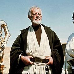sw-costumes: Obi-Wan Kenobi | Jedi Robes | A New Hope  What actually happened…