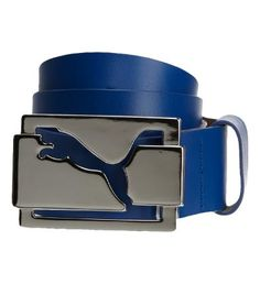 PUMA High Shine Fitted Golf Belt, surf the web $50.00
