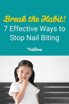 Is Nail Biting an Issue? Try These 7 Effective Ways to Break the Habit Silly Putty, Nail Biting, Family Fitness, Keep Trying, Healthier You, Best Teacher, Parenting Advice, Anxious, Health Fitness