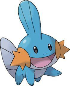 Mudkip Pokédex: stats, moves, evolution & locations | Pokémon Database