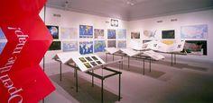 Pentagram: Project: The Power of Maps   Client:Cooper-Hewitt, National Design Museum