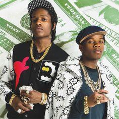 A$AP x Eric B. & Rakim:  Paid-In-Full                 (ASAP Rocky & ASAP Ant)