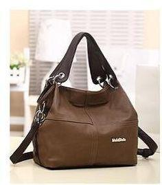 13d328213d4 2018 New Designer Women Handbag Female PU Leather Bags Handbags Ladies  Portable Shoulder Bag Office Ladies Hobos Bag Totes
