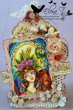 Sara Burrier See my Heart Copic TAG for Crafts and Me