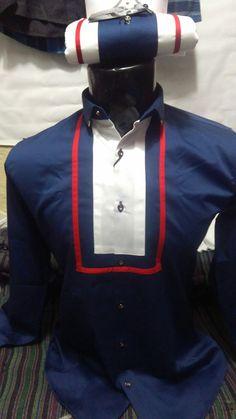 Mens Designer Shirts, Designer Clothes For Men, Stylish Shirts, Cool Shirts, Mens Fashion Wear, Shirt Embroidery, Casual Blazer, Shirt Style, Men Dress