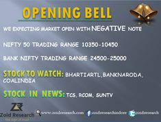 Good Morning #Traders & #Investors. Opening Bell 13 march. Click for high accuracy #stocktips here https://goo.gl/9A28mr