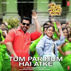 "Tum Par Hum Hai Atke Song Lyrics: From "" PagalPanti "" Movie starring John Abraham and Ileana D'Souza. The new song is sung b. New Lyrics, Song Lyrics, Legend Singer, Mika Singh, Bollywood Movie Songs, Neha Kakkar, Music Labels, All Songs, Mp3 Song Download"